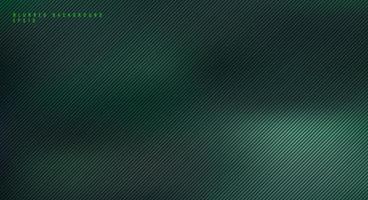 naturaleza abstracta degradado verde oscuro textura de fondo borroso. vector
