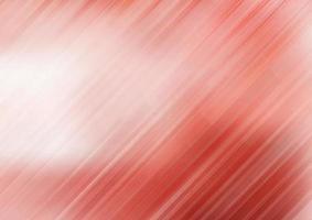 Fondo borroso de textura de líneas de rayas oblicuas de color degradado rojo abstracto vector