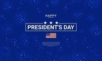 President's Day Background