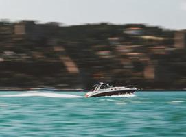 Photography Of Speedboat photo