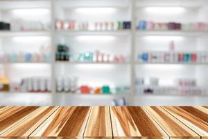 Pharmacy drugstore for background
