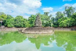 Preah neak pean en Siem Reap, Camboya