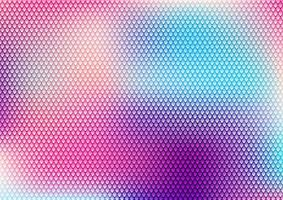 Abstract rainbow color blurred background and texture. vector
