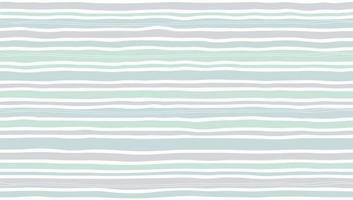 Diseño de fondo de verano de patrón de líneas de onda color pastel ilustración vectorial