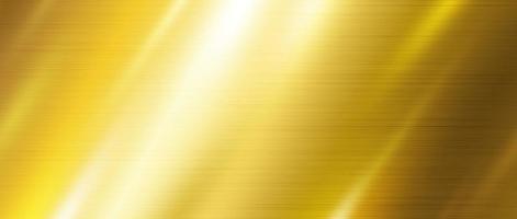 Ilustración de vector de fondo de textura de metal dorado