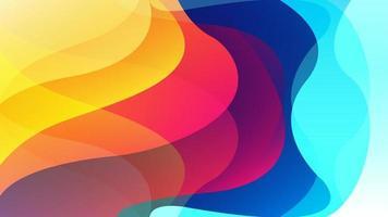 fondo abstracto con efecto dinámico. patrón moderno adecuado para papel tapiz, banner, fondo, tarjeta, ilustración de libro, página de destino, regalo, portada, folleto, informe, negocios, redes sociales vector