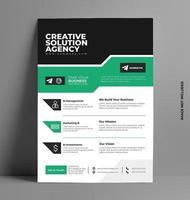 Vector Business Flyer.