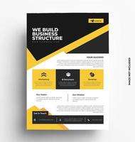 Modern Business Stationery Flyer Template
