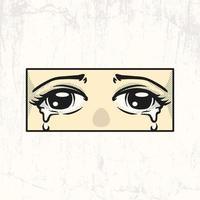 Manga Eyes Free Vector Art 281 Free Downloads