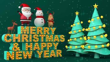 texto feliz natal e feliz ano novo
