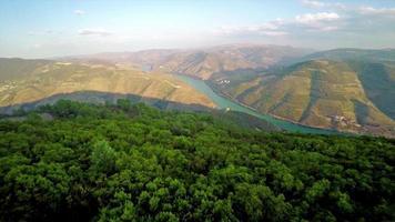 río douro en portugal
