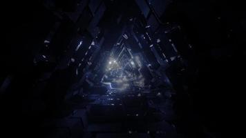 túnel submarino de ciencia ficción video