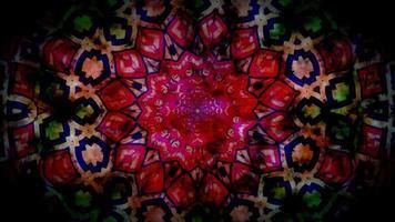 conception de mouvement 3d abstrait atmosphérique sombre