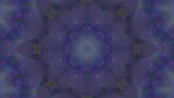 Star shaped abstract smoke or fog 3d illustration vj loop video