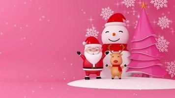 feliz feliz navidad y próspero año nuevo.