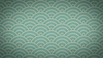 Resumo japonês padrões ornamentos clipe de fundo
