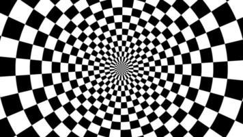 Introducción de fondo abstracto tablero de ajedrez