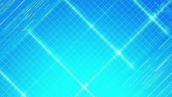 Abstract Neon Grid Background