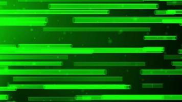 fundo abstrato de linhas verdes