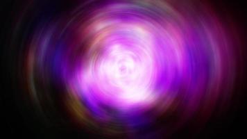 tunnel vortice arcobaleno colorato energia misteriosa video