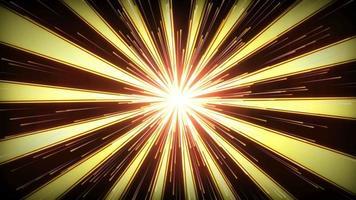 luzes rolantes abstratas video