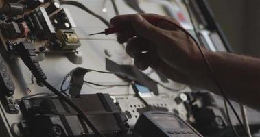 Lcd Television Panel Repair