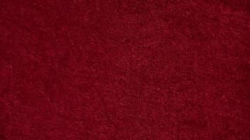 Close up red curtain background