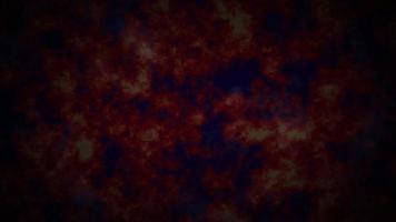 vj loop vermelho esfumaçado ou nevoeiro video