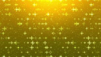 fond abstrait point doré