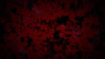 vj loop vermelho fumaça turva video