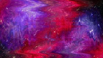 loop criativo artístico grunge aquarela aquarela arte digital