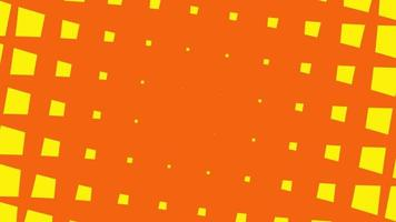 piña patrón abstracto video