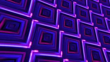 lazo rosa azul violeta magenta fluorescente neón matriz