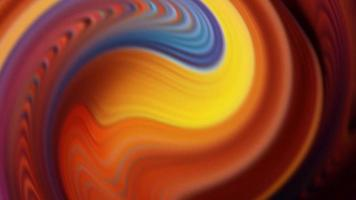 Abstract Gradient Colorful Twirl Background