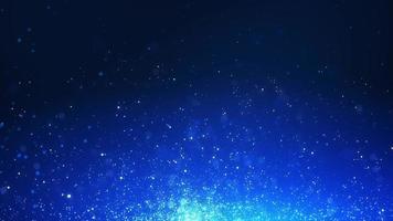 galáxia à meia-noite
