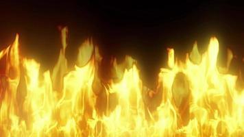 fogo das trevas video