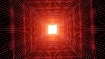 eixo de movimento quadrado quente de fogo video