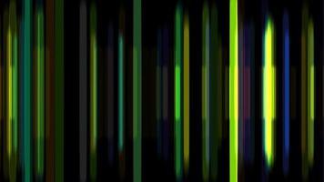 linhas verticais digitais leves video