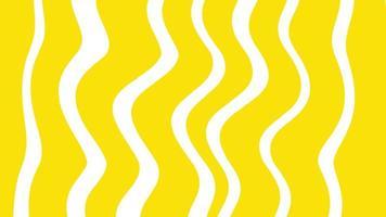 líneas onduladas abstractas