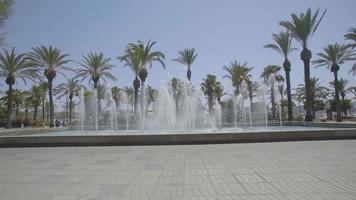 fontana in spagna, ibiza, san antonio