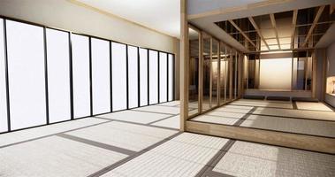 la habitación japonesa