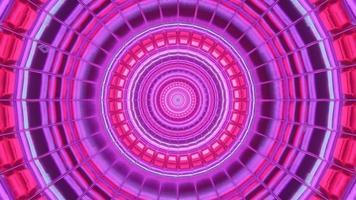 auffälliger hypnotischer Tunnelhintergrund