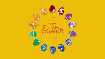 uova di Pasqua felici video