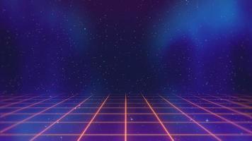 Raum abstrakter Hintergrund