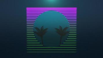 palmeiras emolduradas