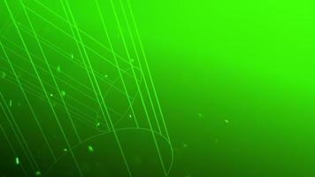 cilindro geométrico no cosmos video