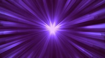 boucle de lignes violettes dans le style des années 80 video