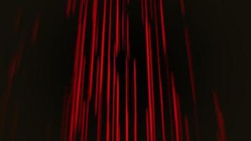 fondo de bucle de rayos rojos video