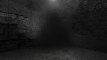callejón de la ciudad oscura