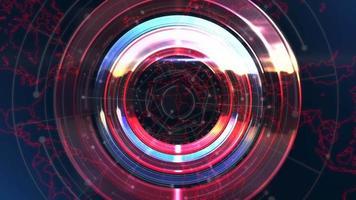 Nachrichten Intro Grafik Animation video